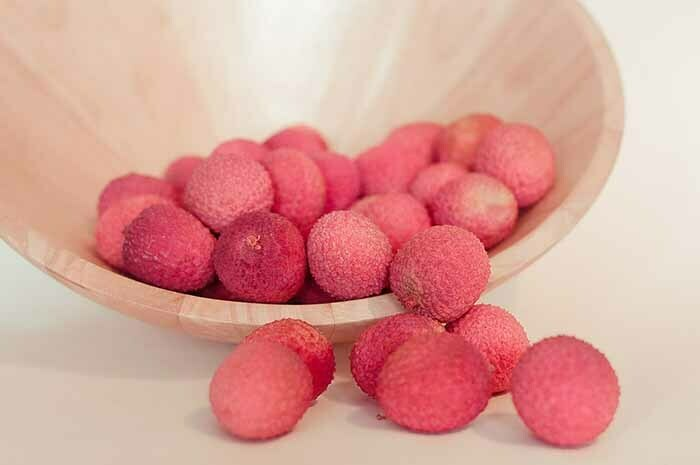 lychees fruit