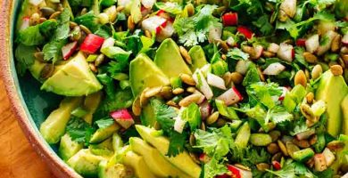 avocado salad recipes