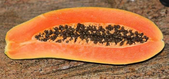 how to eat papaya