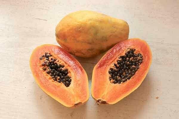when is a papaya ripe