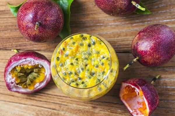 passion fruit tea benefits